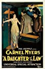 A Daughter of the Law (1921) Poster