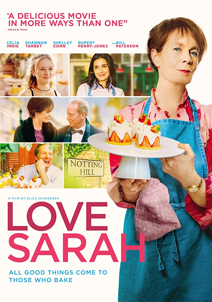 Love Sarah 2020 English 720p HDRip 800MB | 300MB Download