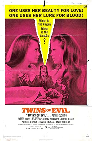 Where to stream Twins of Evil