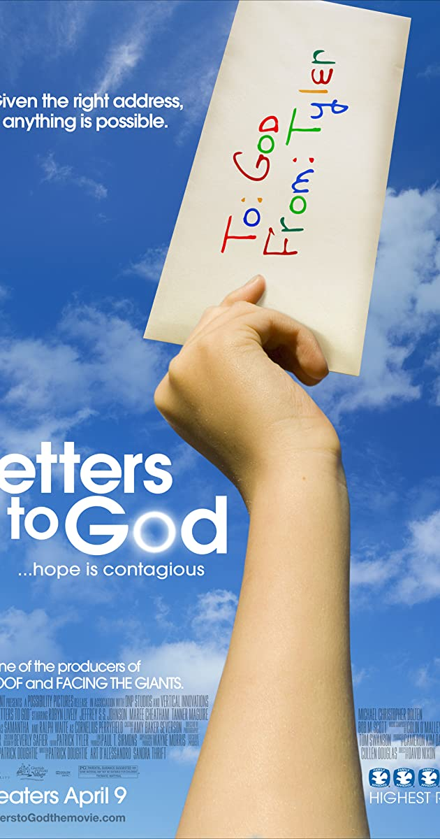 Letters to God (2010) - IMDb