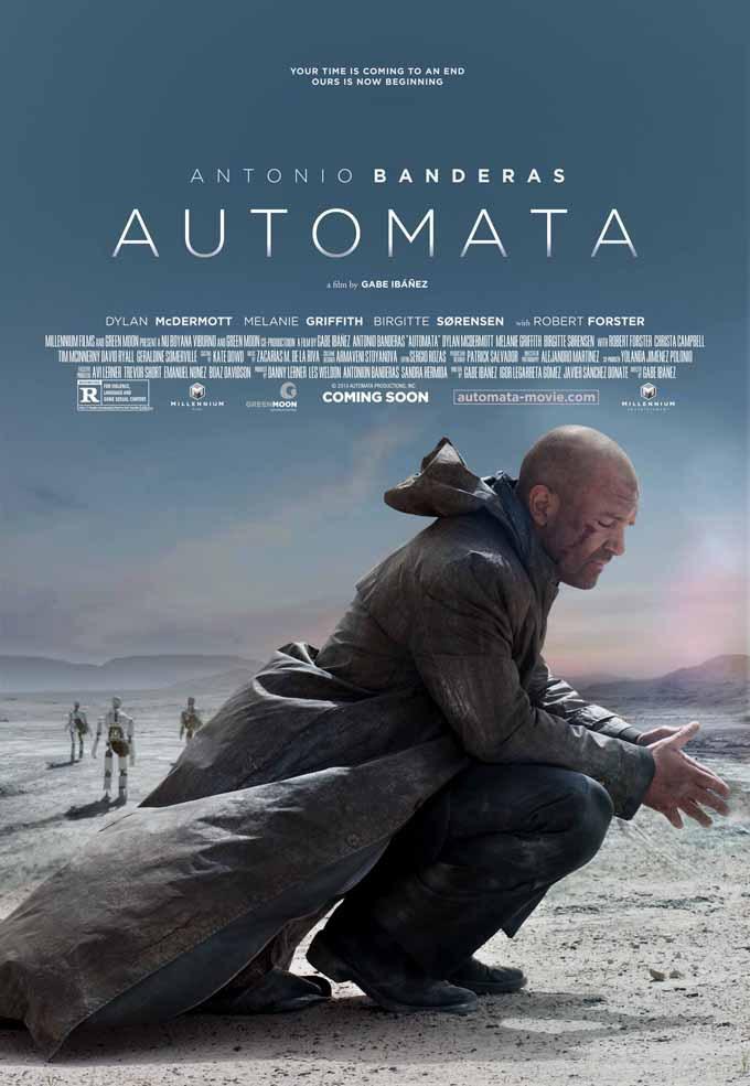 Robotų žemė (2014) online
