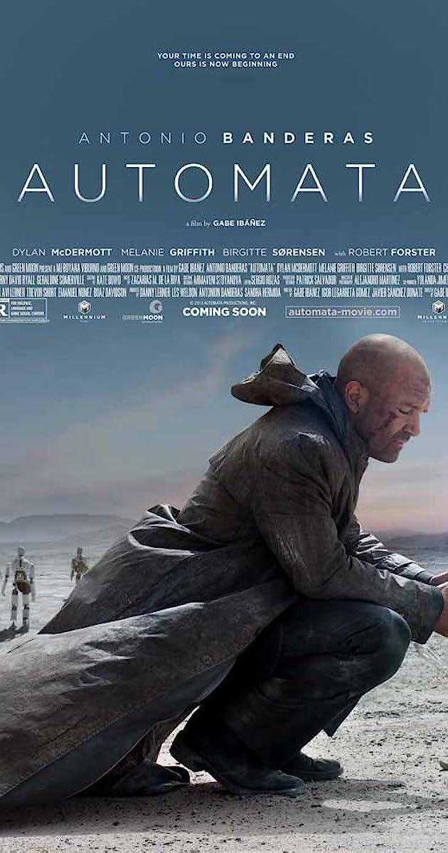Người Máy Trỗi Dậy - Autómata (2014)