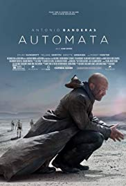 Automata (2014) Poster - Movie Forum, Cast, Reviews