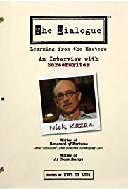 The Dialogue: An Interview with Screenwriter Nick Kazan Poster