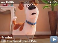 secret life of pets imdb trivia