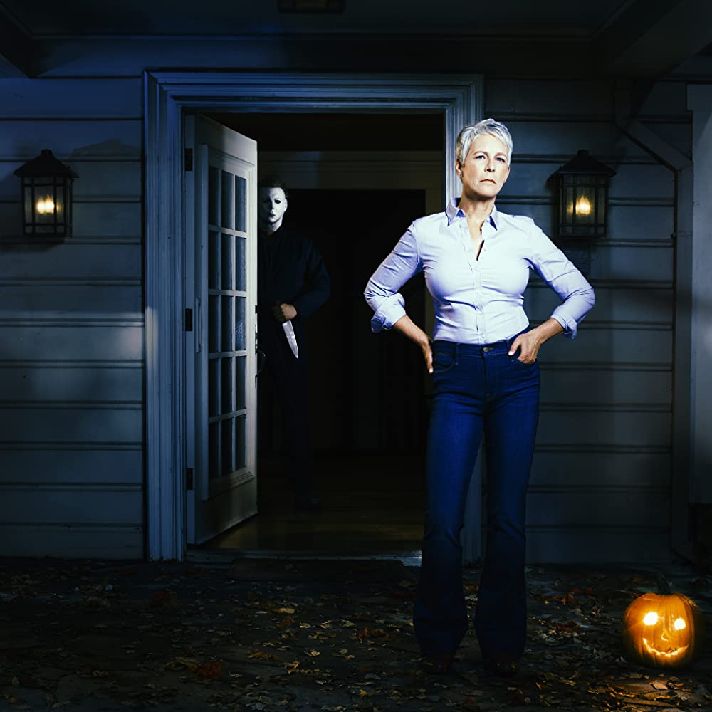 Jamie Lee Curtis in Halloween (2018)