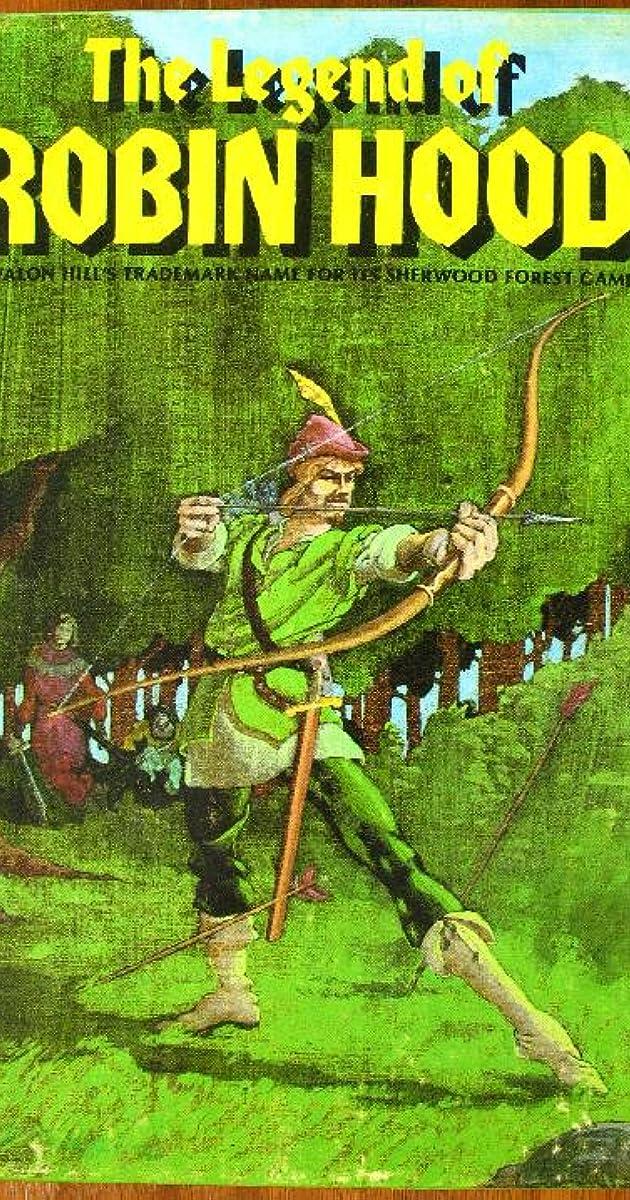 The Legend Of Robin Hood Tv Series 1968 Imdb