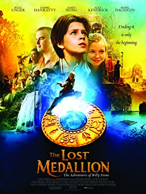 The Lost Medallion: The Adventures of Billy Stone 2013 11