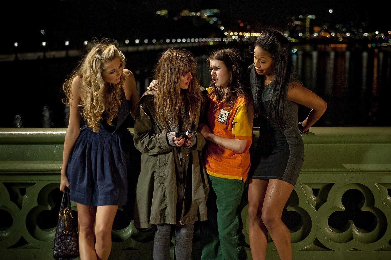 Emma Roberts, Tamsin Egerton, Ophelia Lovibond, and Shanika Warren-Markland in 4.3.2.1. (2010)