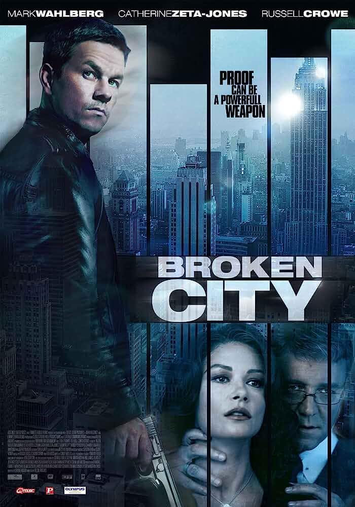 Broken City (2013) Hindi Dubbed