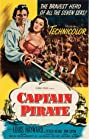 Captain Pirate (1952) Poster