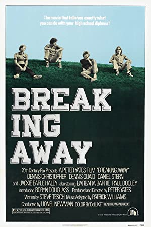 Breaking Away Poster Image