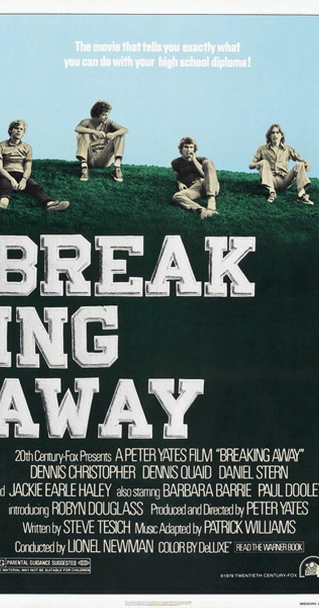Subtitle of Breaking Away