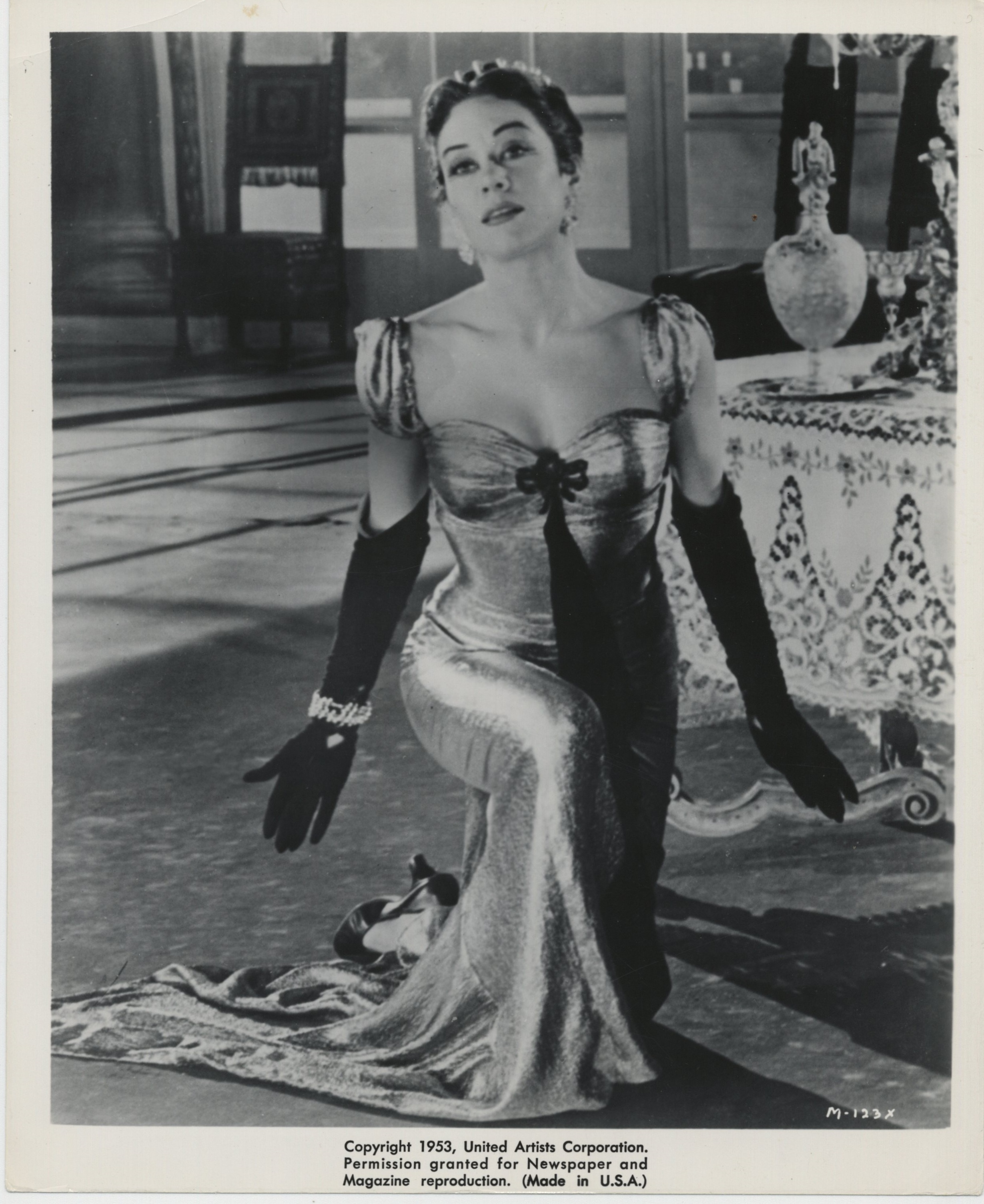 Patrice Munsel in Melba (1953)