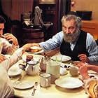 Len Birman, Marilyn Lightstone, Jeff Lynas, and Yossi Yadin in Lies My Father Told Me (1975)