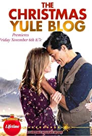 The Christmas Yule Blog Poster