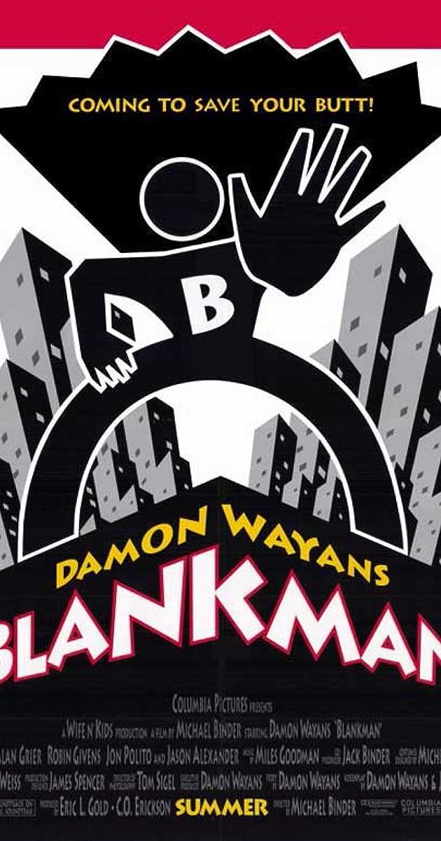 Subtitle of Blankman