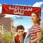 Divyendu Sharma and Patralekhaa Paul in Badnaam Gali (2019)