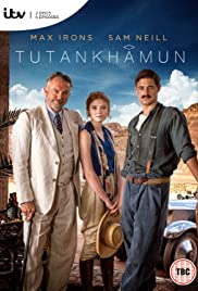 Tutankhamun Poster - TV Show Forum, Cast, Reviews