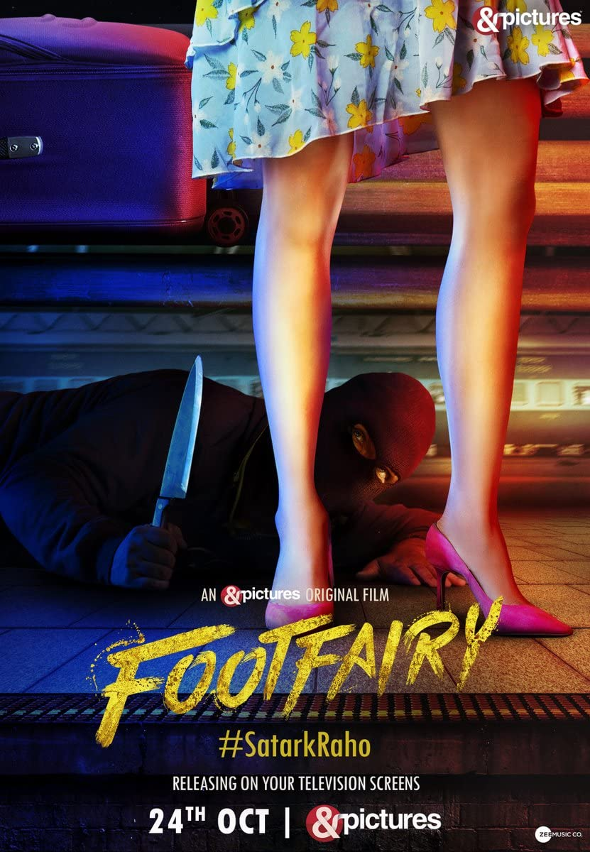 Footfairy (2020) Hindi & Pictures HDTV x264 AAC
