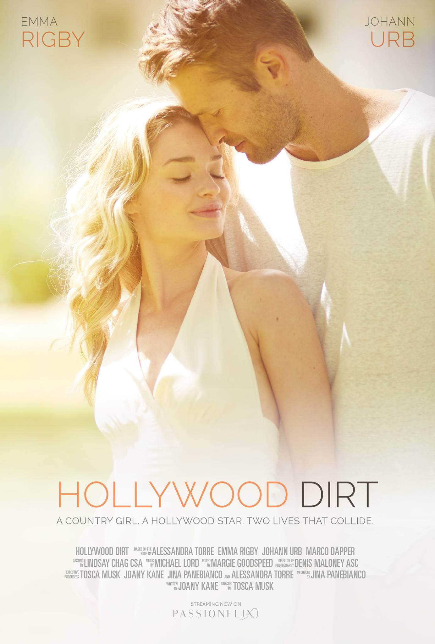 Hollywood Dirt (2017) HDRip 720p