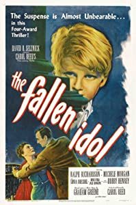 Watch trailer movie The Fallen Idol Carol Reed [320p]