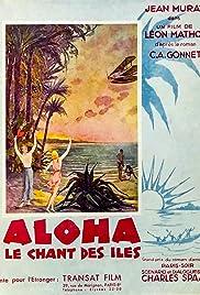 Aloha, le chant des îles Poster