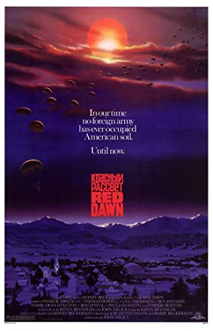 Red Dawn Poster Image
