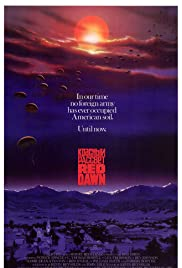 Red Dawn (1984) Poster - Movie Forum, Cast, Reviews