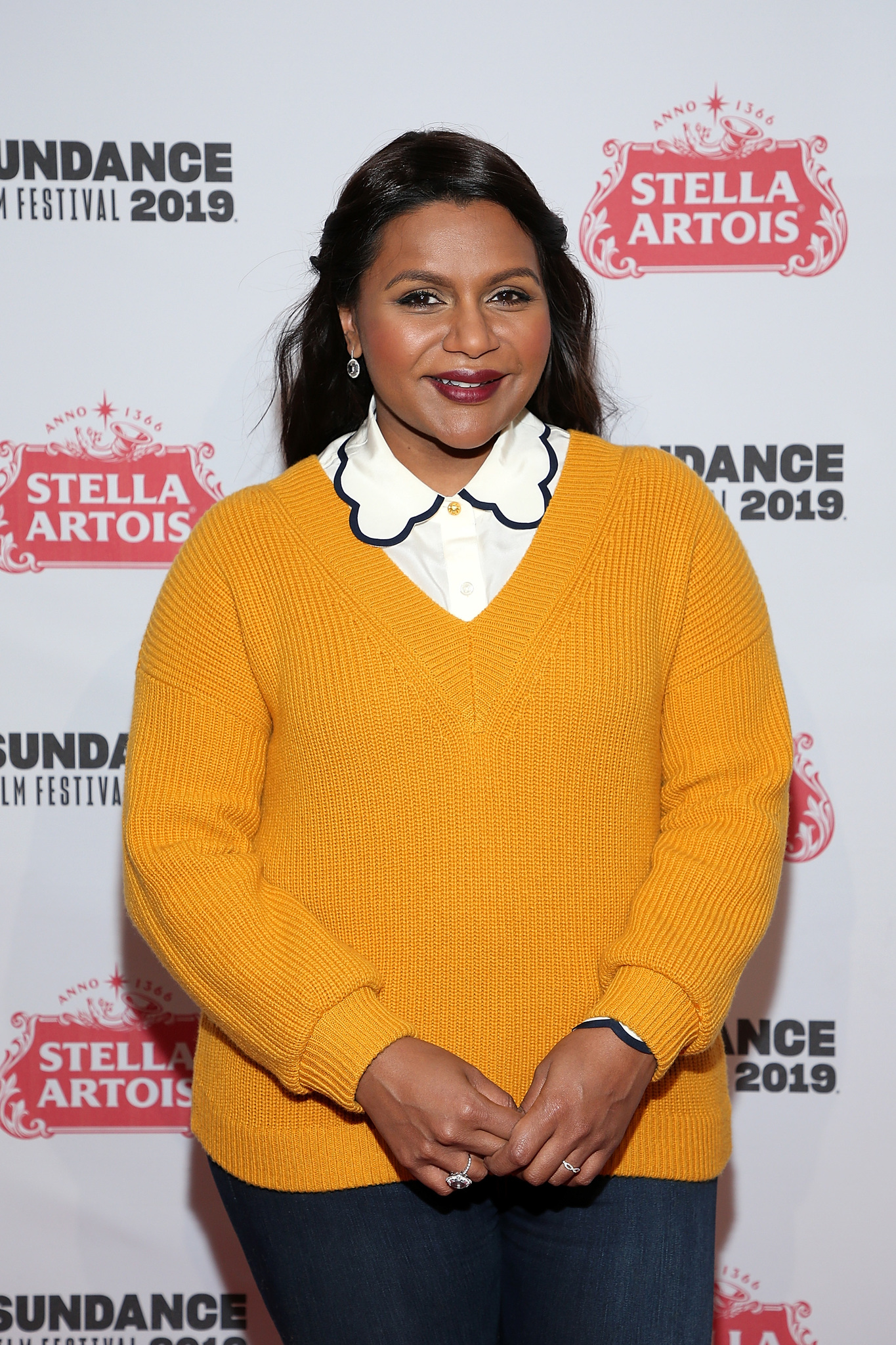 Mindy Kaling at an event for Park City (2015)