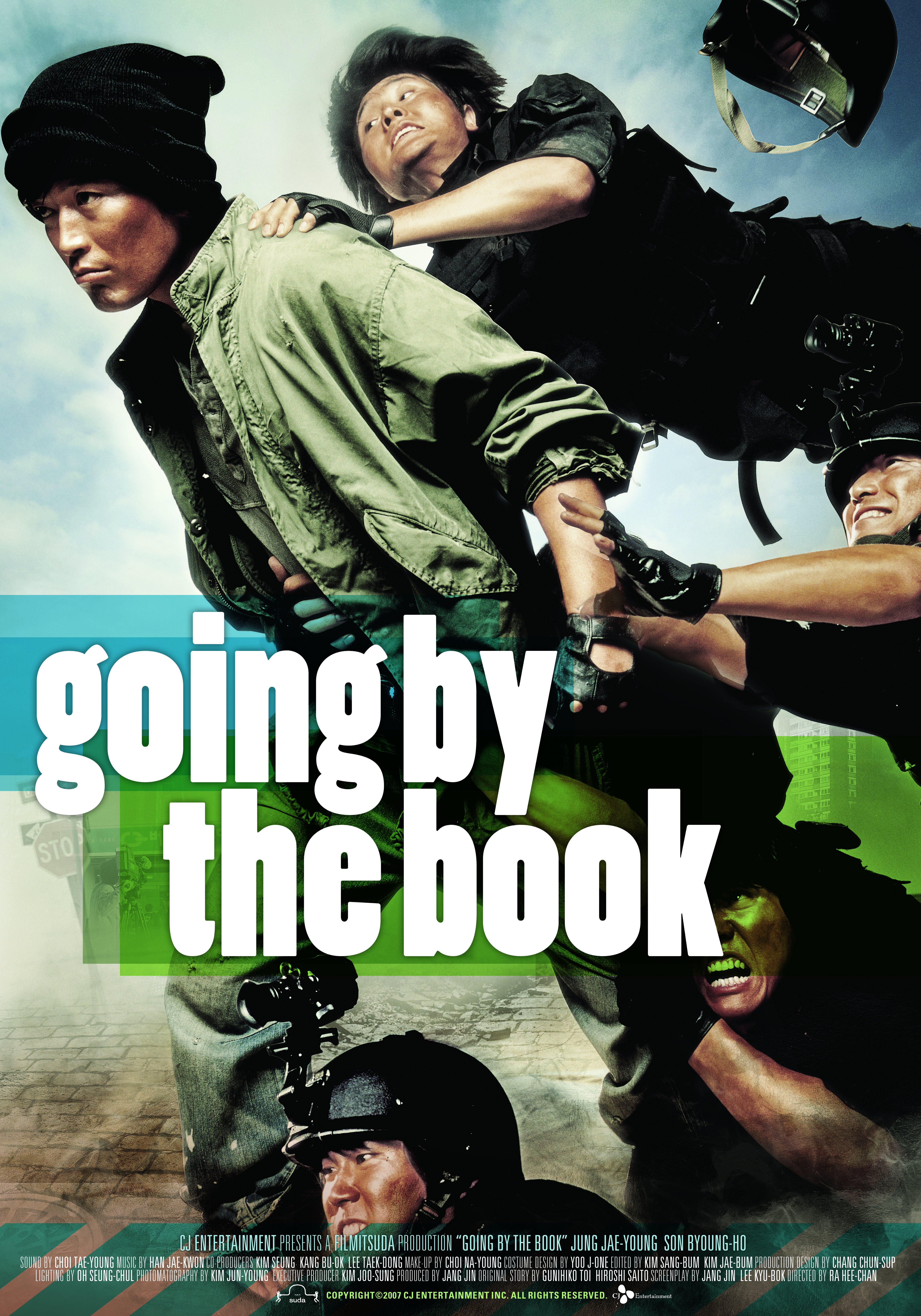 the movie book by going