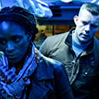Russell Tovey and Sharon Duncan-Brewster in Years and Years (2019)