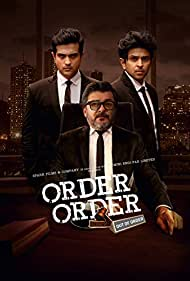 Order Order Out of Order (2019)