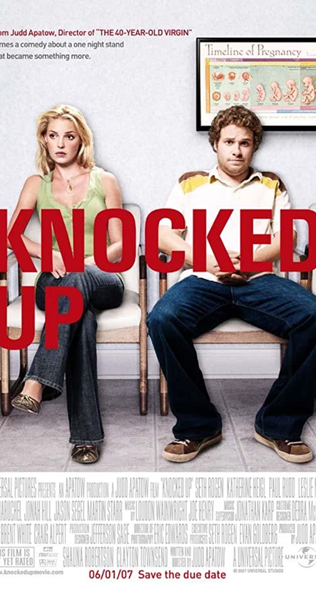 Subtitle of Knocked Up