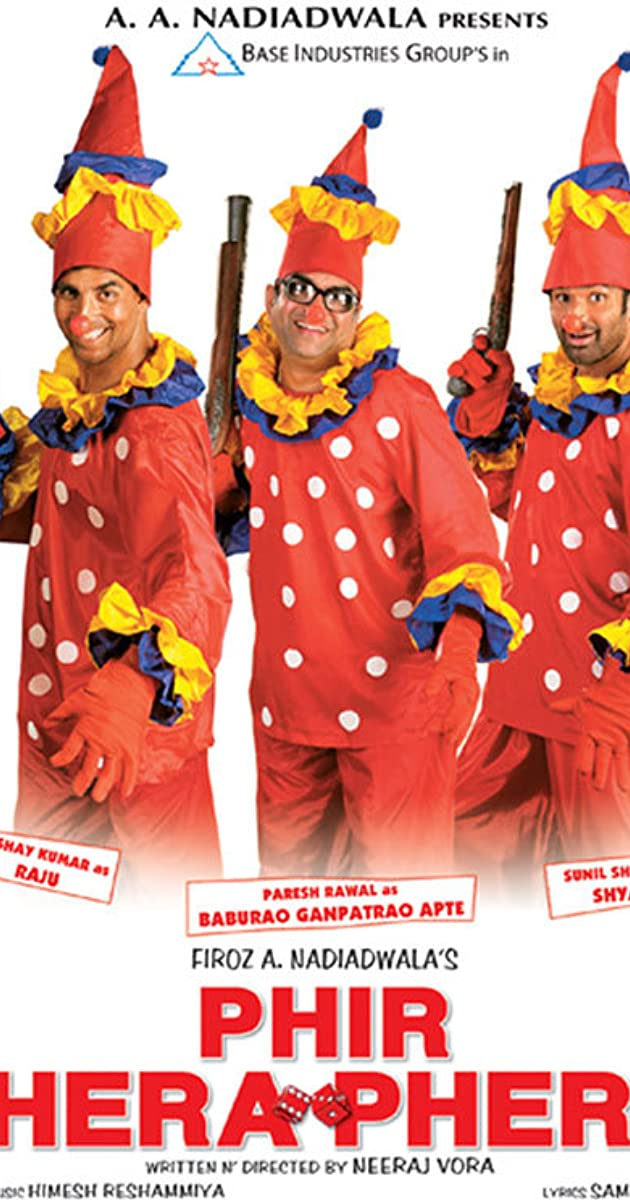 Phir Hera Pheri full movie in hindi dubbed free download hd