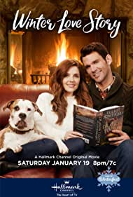 Bungee, Jen Lilley, and Kevin McGarry in Winter Love Story (2019)