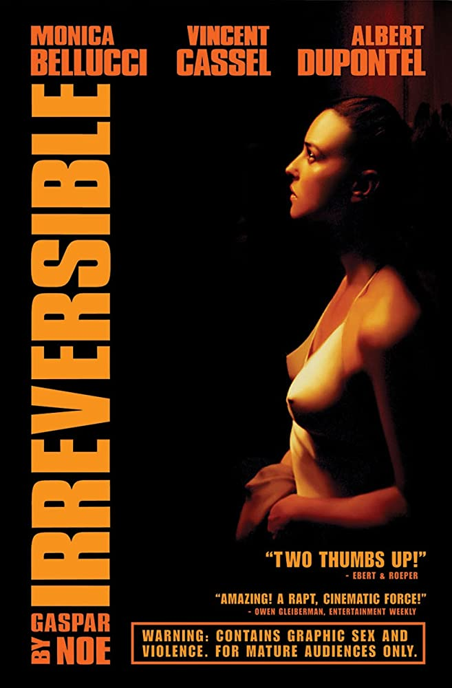 18+ Irréversible (2002) French 720p BluRay 800MB ESubs Download