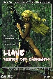 Liane, die Tochter des Dschungels Poster