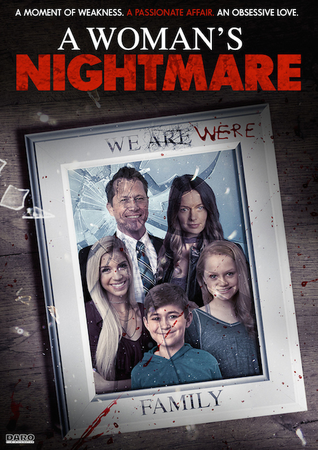 A Woman's Nightmare (TV Movie 2018) - IMDb