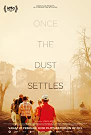 Once the Dust Settles Poster