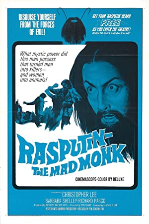 Where to stream Rasputin: The Mad Monk