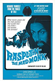 Rasputin, the Mad Monk (1966) 720p
