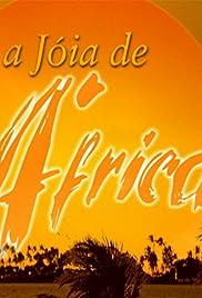 A Jóia de África Poster