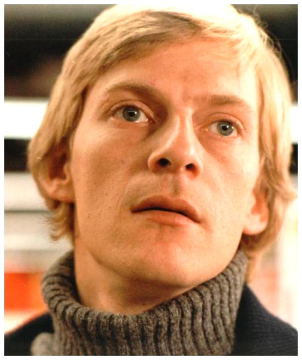Jesper Christensen in Verden er fuld af børn (1980)