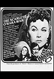 The Scarlett O'Hara War (1980) Poster - Movie Forum, Cast, Reviews