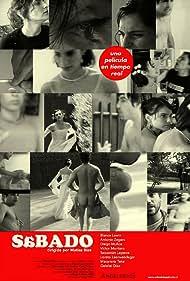 Blanca Lewin, Diego Muñoz, Antonia Zegers, and Macarena Teke in Sábado, una película en tiempo real (2003)