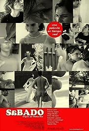 Sábado, una película en tiempo real Poster