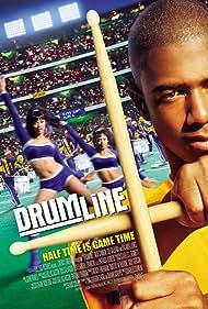 Nick Cannon and Zoe Saldana in Drumline (2002)