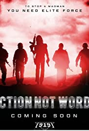 Action Not Words Poster