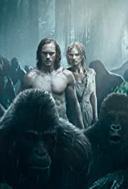 Everything Wrong with the Legend of Tarzan Poster